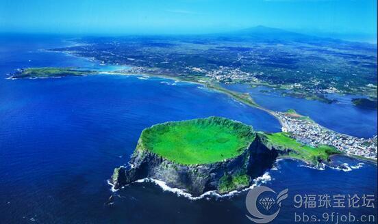 海岛风光、韩国美食、新罗酒店的赌场堪称济州岛三宝